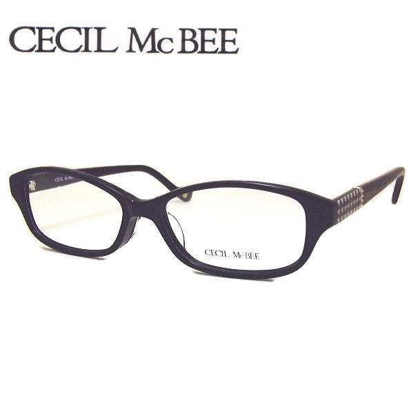 セシルマクビー メガネフレーム CECIL McBEE CMF7032 COL-1 SIZE-52