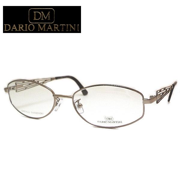 ダリオ マルティーニ メガネフレーム DARIO MARTINI DM277 COL-1 SIZE-54