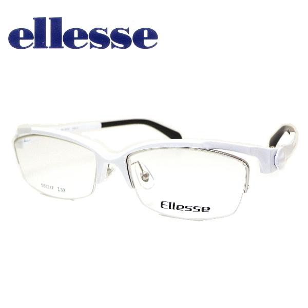 【送料無料】 エレッセ メガネフレーム ellesse ES-AF22 COL-3 SIZE-55