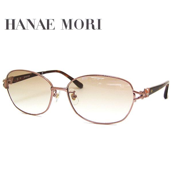 【送料無料】 ハナエモリ サングラス HANAE MORI HM2751-RB レディース