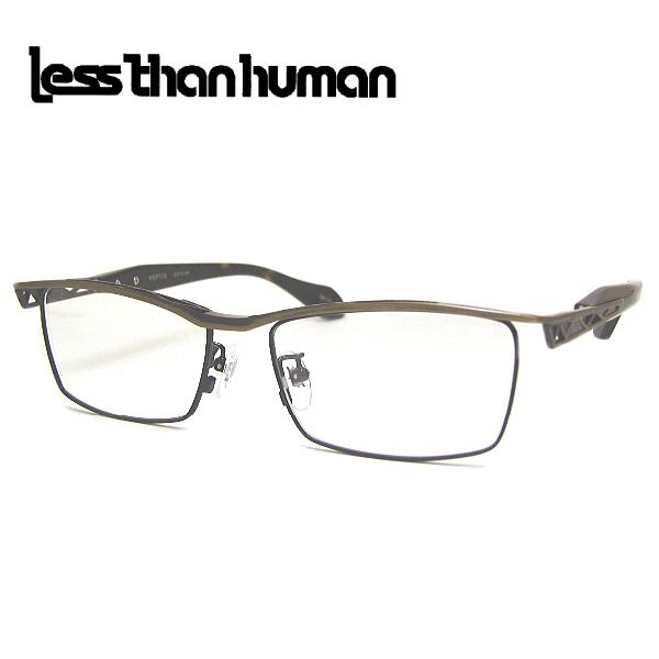 レスザンヒューマン メガネフレーム less than human KRIPTOS COL-9610 SIZE-55