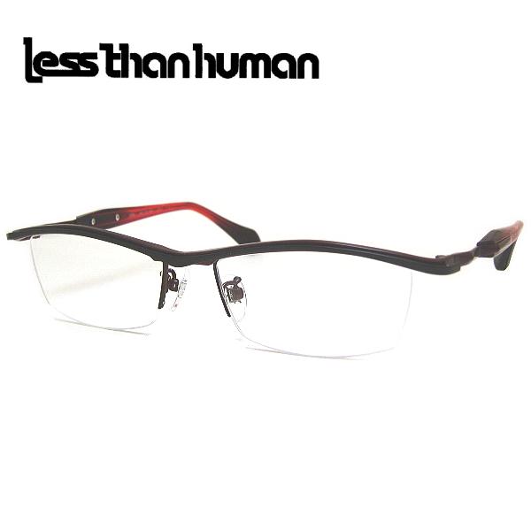 レスザンヒューマン メガネフレーム less than human SABI COL-2101 SIZE-55