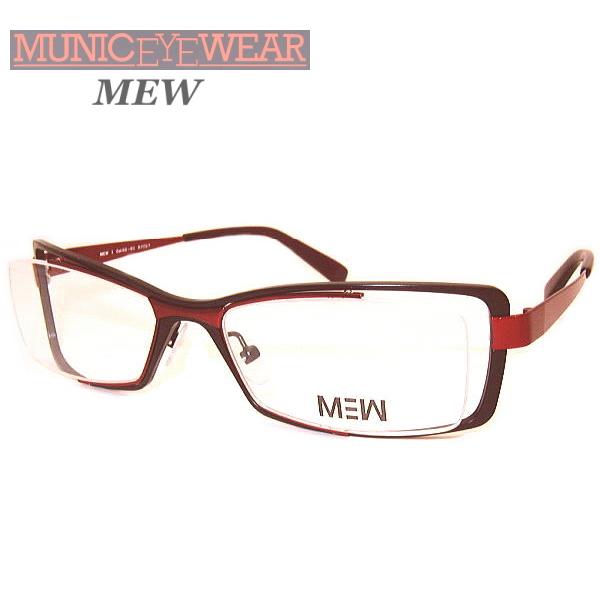 ミュニックアイウェア メガネフレーム MUNIC EYE WEAR MEW1 COL-02-01 SIZE-52