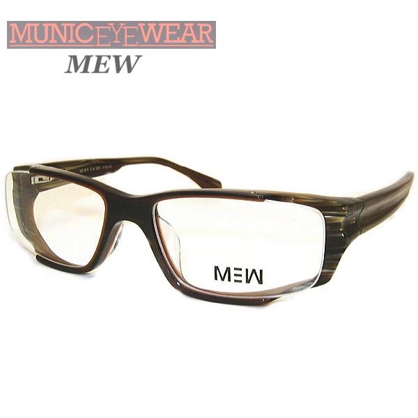 【送料無料】 ミュニックアイウェア メガネフレーム MUNIC EYE WEAR MEW9 COL-205 SIZE-53