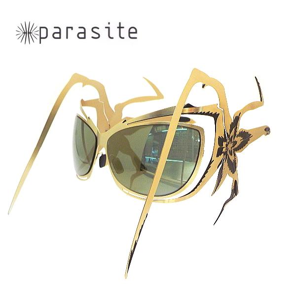 パラサイト サングラス Parasite VAMP GOLD LIMITED EDITION UVカット