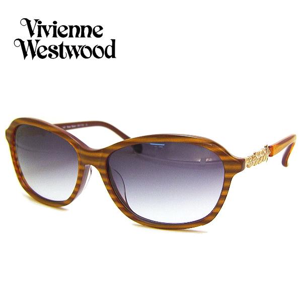 【送料無料】 ヴィヴィアンウエストウッド サングラス Vivienne Westwood VW7745-SL