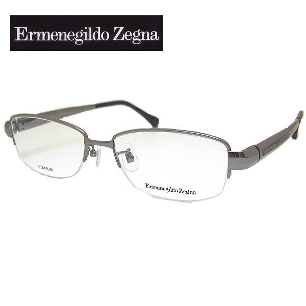 エルメネジルド ゼニア メガネフレーム Ermenegildo Zegna VZ3326J COL-509 SIZE-55 メンズ