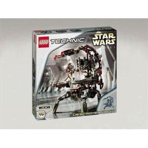 【新品】【外箱ダメージ有】LEGO 8002 デストロイヤードロイド STARWARS DESTROYER DROID レゴスターウォーズ