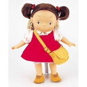【新品】【外箱ダメージ有】セキグチ メイチャン ドール となりのトトロ 人形 メイちゃん