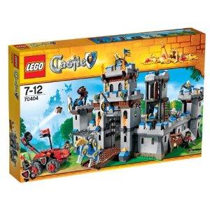 【新品】【パッケージ凹み・ダメージ有】LEGO レゴキャッスル 70404 王様のお城 レゴジャパン ブロック