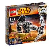 【未開封】LEGO レゴスターウォーズ 75082 インクイジター レゴジャパン star wars TIE advanced prototype ブロック