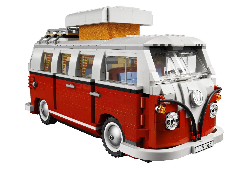 【新品】レゴ (LEGO) クリエイター CREATOR フォルクスワーゲンT1キャンパーヴァン 10220 volkswagenT1campervan おもちゃ