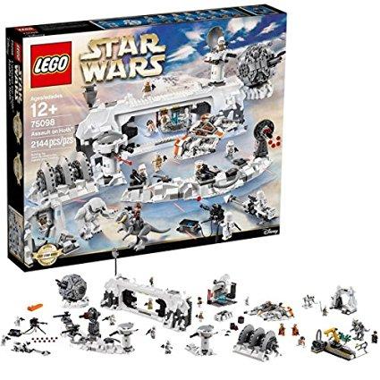 【未開封】LEGOstarwarsレゴ スターウォーズ アサルト・オン・ホス 75098 Assaultonhoth レゴブロック おもちゃ