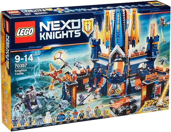 【新品】LEGO NEXO KNIGHTS 70357 レゴ ネックスナイツ ナイトン城 レゴジャパン おもちゃ