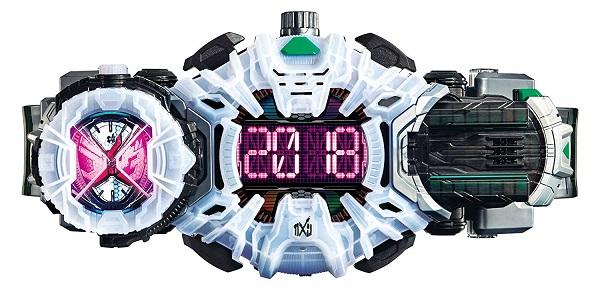 【新品】仮面ライダージオウ 変身ベルト DXジクウドライバー おもちゃ