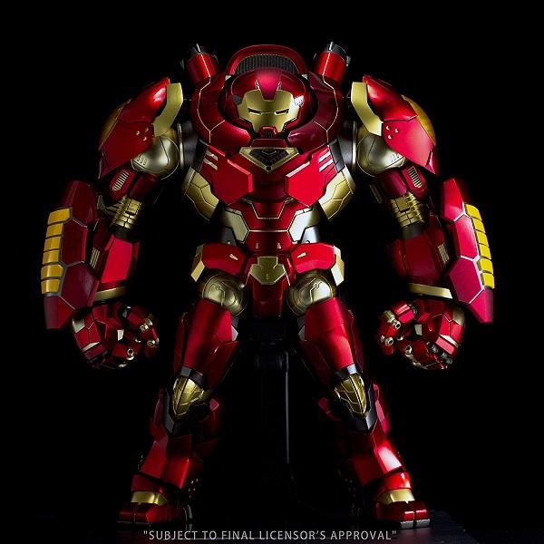【新品】RE:EDIT IRON MAN #05 Hulkbuster 千値練 ノンスケール ABS&ATBC-PVC&ダイキャスト製 塗装済み可動フィギュア フィギュア