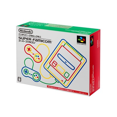 【未使用】【未開封】Nintendo ゲーム機本体 ニンテンドークラシックミニ スーパーファミコン【在庫品】