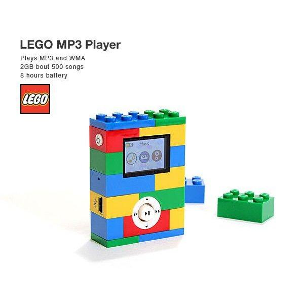【新品】LEGOレゴ 2GBMP3プレーヤー クラシック