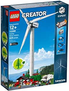 【新品】LEGOCREATOR レゴクリエイター ヴェスタス風力発電所 10268 826ピース