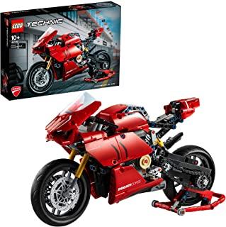 【新品】レゴジャパン LEGO テクニック 42107 ドゥカティ パニガーレ V4 R 42107ドウカテイパニガ-レV4R