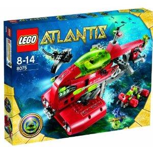 【新品】LEGO レゴ アトランティス ネプチューン・キャリア 8075 LEGO ATLANTIS