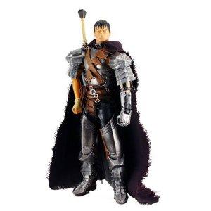 【中古】ARTOFWAR ベルセルク ガッツ黒い剣士 12インチ アクションフィギュアBERSERK Guts Black Swords Man