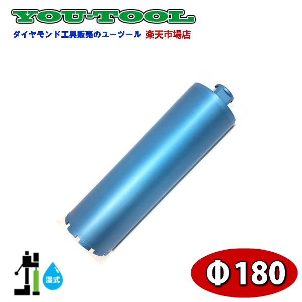 φ180 薄刃一体型 Blue edge Aロット L420mm