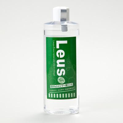 まるは油脂化学Leus(レウス)石けんシャンプー用リンスボトル280ml×12本