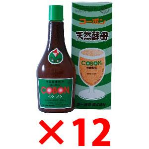 【送料無料】第一酵母 コーボン・うめ 525ml ×12個【メーカー取寄品】【まとめ買い】【ムソー】