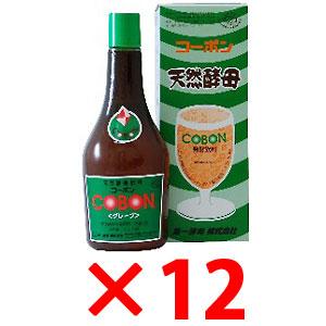【メーカー取寄品】【まとめ買い】【ムソー】 525ml 【送料無料】第一酵母 コーボン・ぶどう