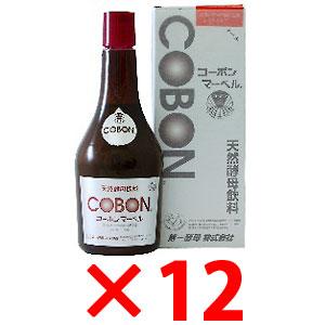 【送料無料】第一酵母 コーボン・マーベル  525ml ×12個【メーカー取寄品】【まとめ買い】【ムソー】