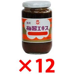 【送料無料】ムソー 梅醤エキス 350g×12個 【メーカー取寄品】【まとめ買い】【ムソー】