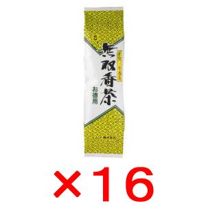 ムソー 無双番茶・徳用 450g×16袋【メーカー取寄品】【まとめ買い】【ムソー】