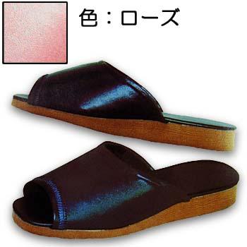 スリッパ厚底 色:ローズ 7430 (1セット30足入)1足当り8036円