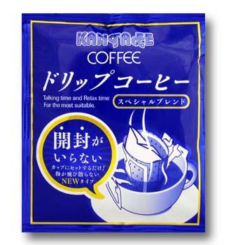 開封がいらない カンタフェドリップコーヒー8g(1セット1000個入)1個当り25円
