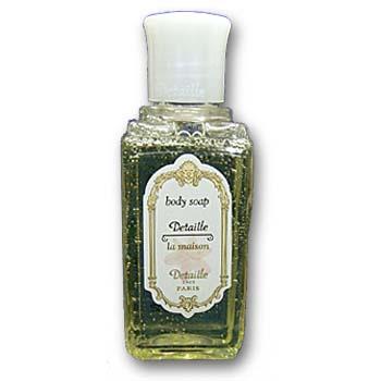 Detaille, La-Maison SOAP / body wash 50 ml (one set of 200 pieces) per 132 Yen