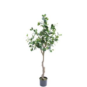人工観葉植物 フェイクグリーン フランスゴムの木 1500【人工観葉植物・造花】