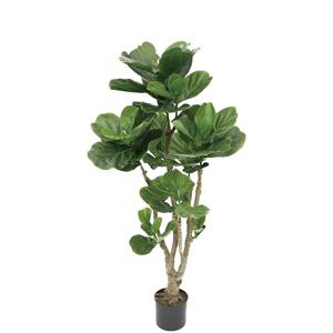 人工観葉植物 フェイクグリーン カシワバゴム1200【カシワバゴムノキ・柏葉ゴム・人工観葉植物・造花】