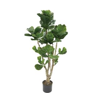 人工観葉植物 フェイクグリーン カシワバゴム1600【カシワバゴムノキ・柏葉ゴム・人工観葉植物・造花】