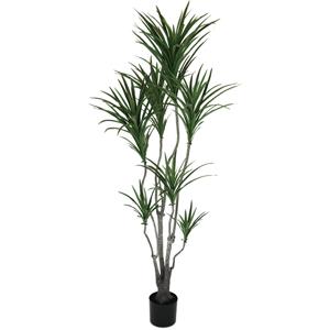人工観葉植物 フェイクグリーン コンシンネ1600【ドラセナ・コンシナ・人工植物・造花】
