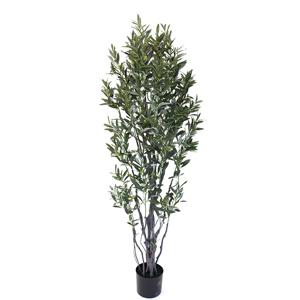 人工観葉植物 フェイクグリーン オリーブ 1600【人工観葉植物・造花】