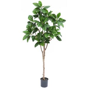人工観葉植物 フェイクグリーン ピンポンの木1800【人工観葉植物・造花】
