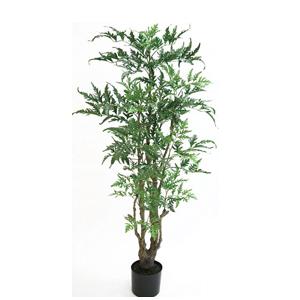 人工観葉植物 フェイクグリーン ポリシャス 1300【人工観葉植物・造花】