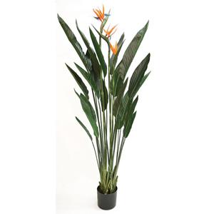 人工観葉植物 フェイクグリーン ストレチア1600【ストレリチア・極楽鳥花・人工観葉植物・造花】