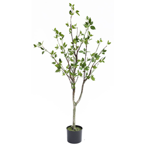 人工観葉植物 フェイクグリーン シャラの木 1200【人工観葉植物・造花】