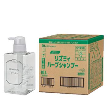 花王 リズミィ 業務用 ハーブ シャンプー 10L 詰替え シャンプー/shampoo/ケアケア/500mL当り356円(税抜)