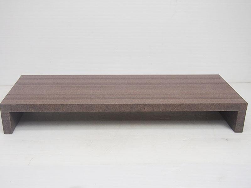 オリジナルモニタースタンドジュピターブラウン砂岩(9kg)【モニター台】【モニタースタンド】