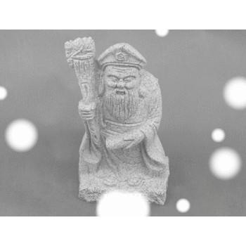 福禄寿 石の置物 150x90x310 4.8kg