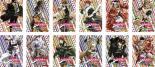 【送料無料】【中古】DVD▼ジョジョの奇妙な冒険 スターダストクルセイダース(12枚セット)第1話~第24話▽レンタル落ち 全12巻