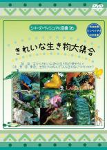 趣味 実用 中古 DVD シリーズ チープ 日本最大級の品揃え ヴィジュアル図鑑 レンタル落ち きれいな生き物大集合 26